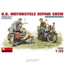 MiniArt Американские мотоциклы на ремонте (MA35101)