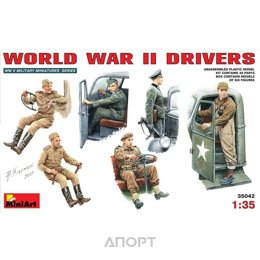 MiniArt Водители второй мировой войны (MA35042)