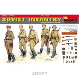 MiniArt Советская пехота (MA35108)