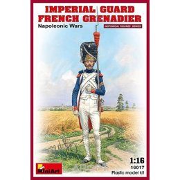 MiniArt Французкий гренадер императорской старой гвардии (MA16017)