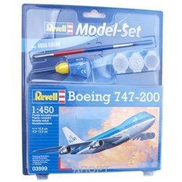 Revell Пассажирский самолет Boeing 747-200 (RV63999)
