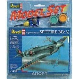 Revell Самолет Spitfire Mk V, 1:72 (RV64164)