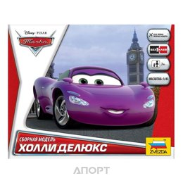 ZVEZDA Автомобиль Тачки - Холли Делюкс (ZVE2019)