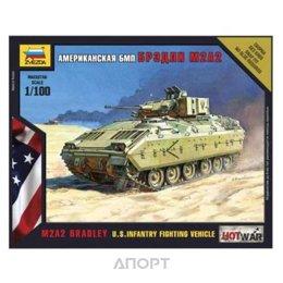 ZVEZDA Американская БМП Бредли М2А2 (ZVE7406)