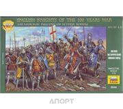 Фото ZVEZDA Английские рыцари 100-летней войны. (ZVE8044)