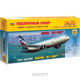 ZVEZDA Боинг 767-300 1:144 (ZVE7005)