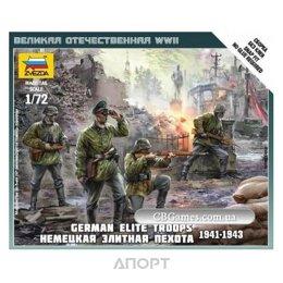 ZVEZDA Немецкая элитная пехота 1941-1943 (ZVE6180)