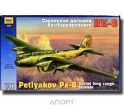 """Фото ZVEZDA Самолет """"Пе-8"""" (ZVE7264)"""