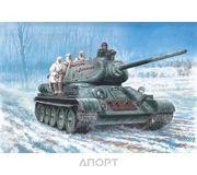 "Фото Моделист Танк Т-34 ""Дмитрий Донской"" (1:35) (303545)"