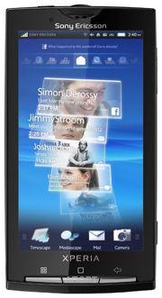 Фото Sony Ericsson X10 Xperia