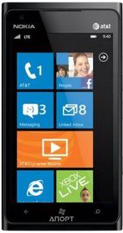 Фото Nokia Lumia 900