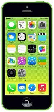 Фото Apple iPhone 5C 16GB Green