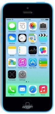 Фото Apple iPhone 5C 16GB Blue