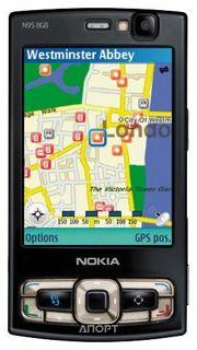 Фото Nokia N95 8Gb