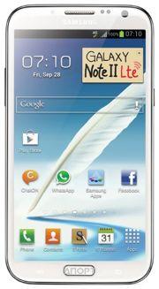 Фото Samsung Galaxy Note II LTE GT-N7105