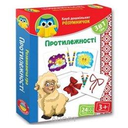 Vladi Toys Умник. Противоположности (VT1306-04)