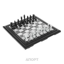 ABTOYS Шахматы, шашки, нарды магнитные S-00024 (8188-3)
