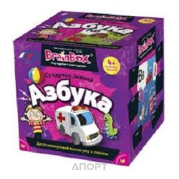 Brain Box Азбука (90720)