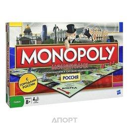 Hasbro Монополия Россия (01610)