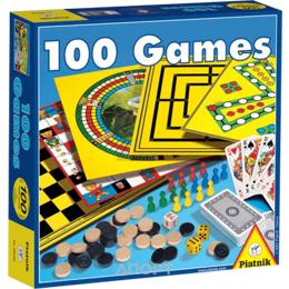 Piatnik Набор игр 100 в 1 (780196)