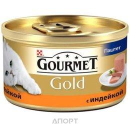 Gourmet Gold паштет с индейкой 0,085 кг
