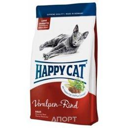 Happy Cat Voralpen-Rind 10 кг