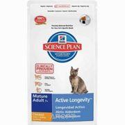 Фото Hill's Science Plan Feline Mature Adult 7+ Active Longevity Chicken 2 кг