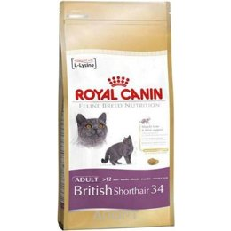 Royal Canin British Shorthair 34 Adult 10 кг