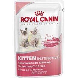 Royal Canin Kitten Instinctive 12 0,085 кг