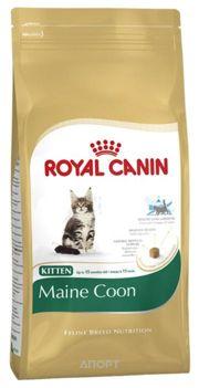 Фото Royal Canin Maine Coon Kitten 0,4 кг