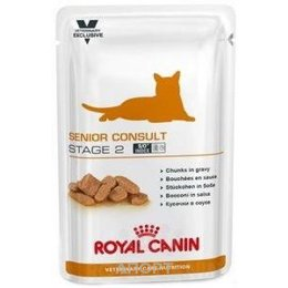Royal Canin Senior Consult Stage 2 WET 0,1 кг