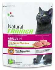 Фото Trainer Natural Adult Chicken 0,3 кг