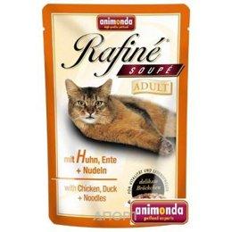 Animonda Rafine Soupe Adult (курица, утка и макароны) 100 г