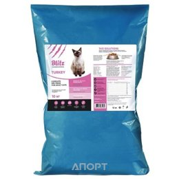 Blitz Adult Cats Turkey (индейка) 10 кг