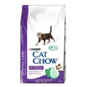 Фото Cat Chow Special Care Hairball Control 1,5 кг