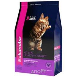 Eukanuba Cat Kitten Healthy Start 0,4 кг