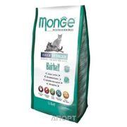 Фото Monge Hairball для выведения шерсти 1,5 кг
