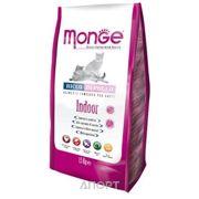 Фото Monge Indoor для домашних кошек 1,5 кг