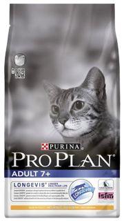 Фото Purina Pro Plan Adult 7+ с курицей 1,5 кг