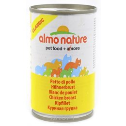 Almo Nature Classic Adult Cat Chicken Breast 0,14 кг