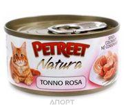 Фото Petreet Natura Кусочки розового тунца 70 г