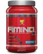 Фото BSN Amino X 1010g (70 servings)
