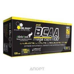 Olimp Labs BCAA Mega caps 1100 120 caps