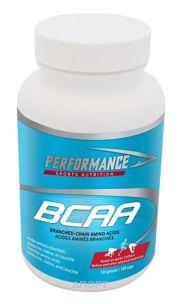 Фото Performance BCAA 120 caps