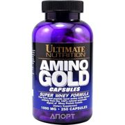 Фото Ultimate Nutrition Amino Gold Capsules 250 caps
