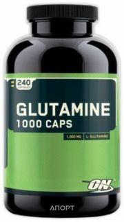 Фото Optimum Nutrition Glutamine 1000 240 caps