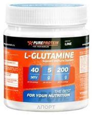 Фото PureProtein L-Glutamine 200g