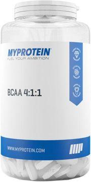 Фото MyProtein BCAA 4:1:1 180 caps