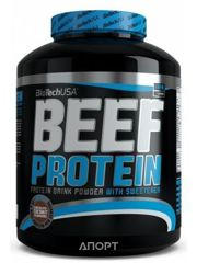 Фото BioTech Beef Protein 1816 g
