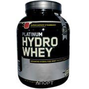 Фото Optimum Nutrition Platinum HydroWhey 1590 g